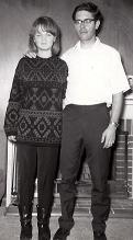 Darlene Ferrin and the unknown man